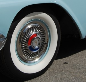 1959 Ford Galaxie Wheel
