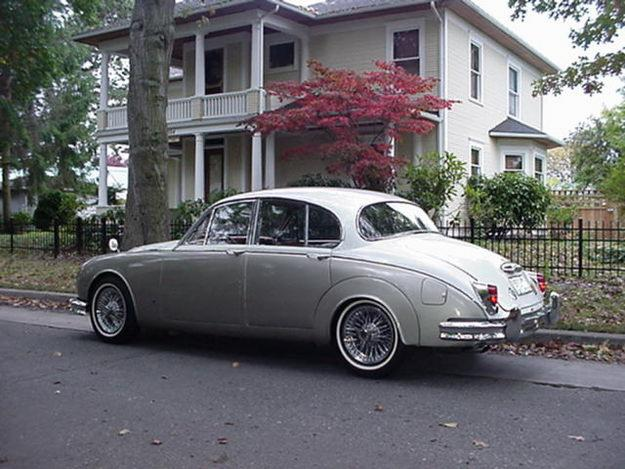 1960 Mark II Saloon
