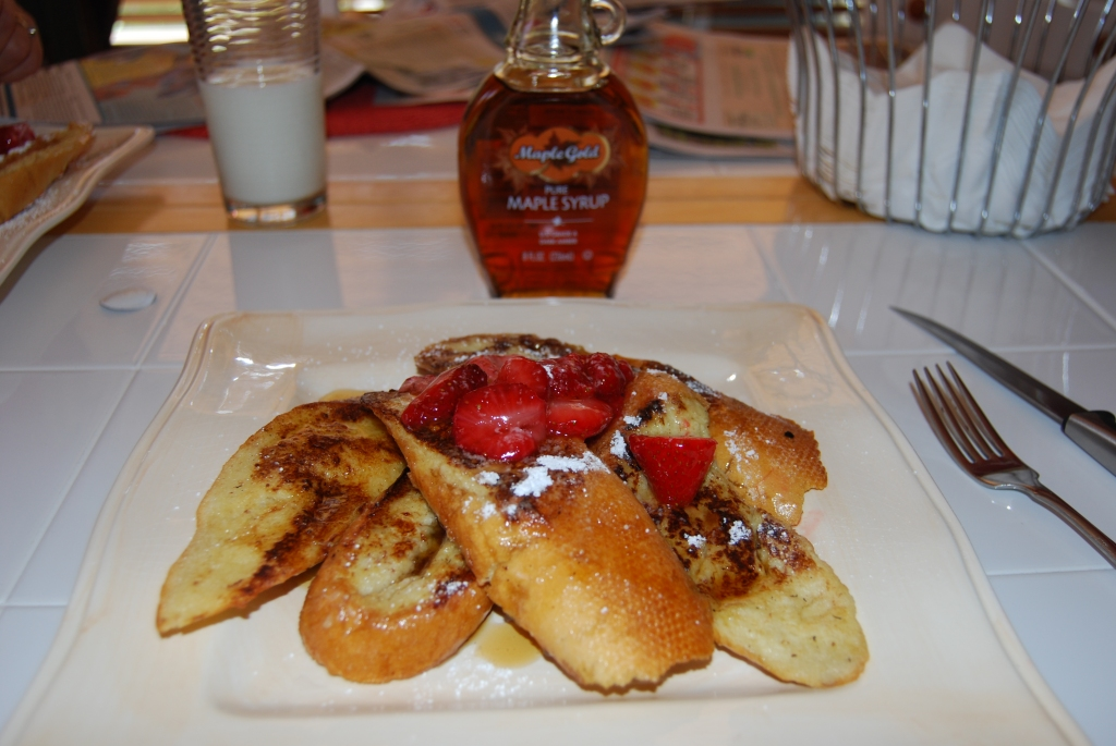 Dad's Sunday French Toast