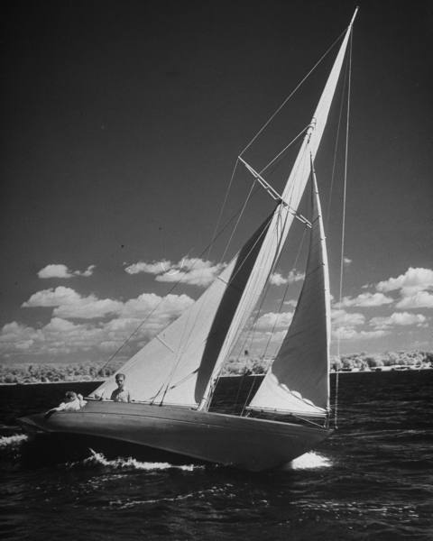 sailing manhasette
