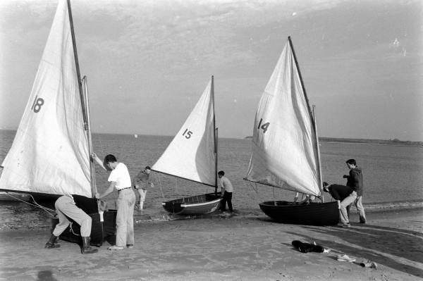 sailing youth